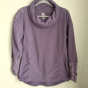 Champion | Lavender Fleece Pullover Medium
